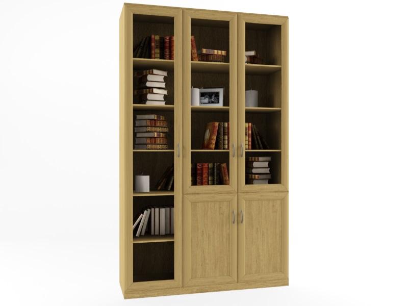 Стеллаж гала 3.2 / корпусная мебель / стеллажи / каталог.